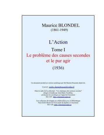 Le tome I au format PDF-texte (Acrobat Reader) à télécharger
