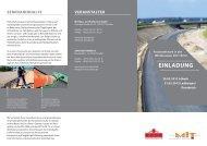 Flyer - Lübeck und Ladbergen/Osnabrück - ZORN INSTRUMENTS