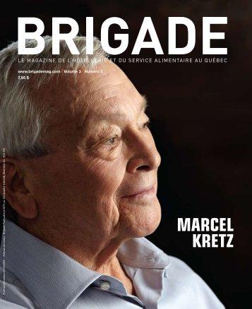 MARCEL KRETZ - Brigade