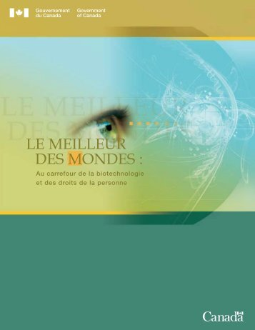 LE MEILLEUR DES MONDES : - desLibris