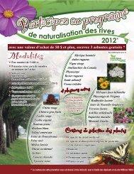Bulletin annuel 2012 - Association des Riverains du Lac Aylmer
