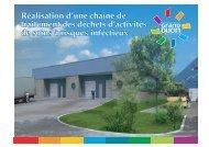 Réalisation d'une chaîne de traitement des déchets ... - le Grand Dijon