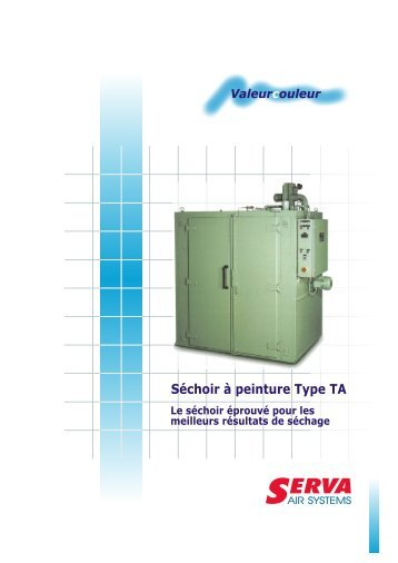 Prospectus type TA - Serva Air Systems AG