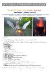 fabrication d'un four dragon.pdf - Formation céramique,stages ...