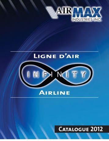 Catalogue 2012 Airline Ligne d'air