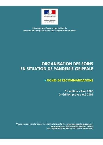organisation des soins en situation de pandemie ... - URPS-ML Corse