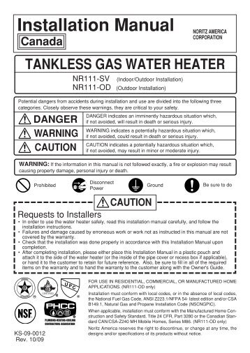 installation manual noritz?quality=85 installation manual pro water heater supply ruffneck heater wiring diagram at bayanpartner.co