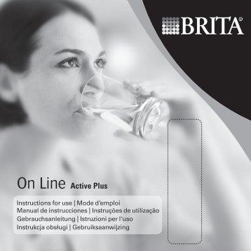 On Line - Brita
