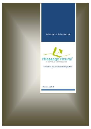 Présentation de la méthode - Massage Neural
