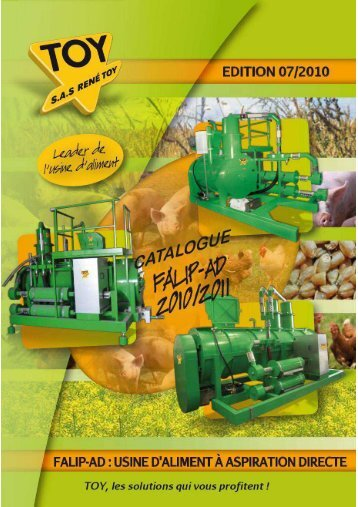 catalogue falip toy 2010/2011