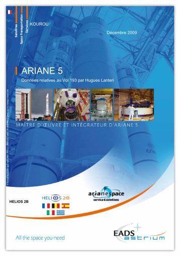 Dossier de vol_V193.pdf - Astrium - EADS