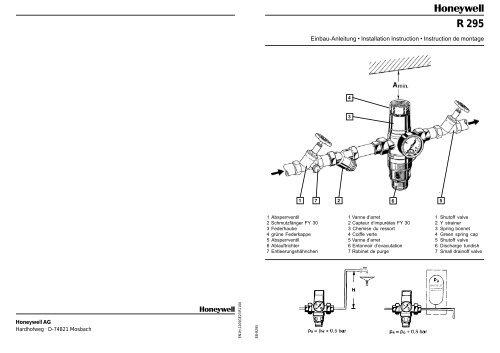 Einbau-Anleitung • Installation Instruction • Instruction ... - AquaCare