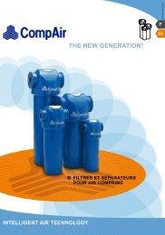 the new generation! intelligent air technology filtres et séparateurs ...
