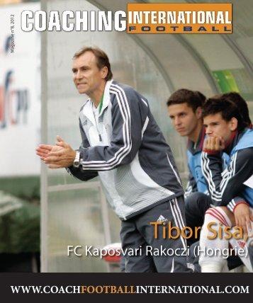 Tibor Sisa, - Master Coach Elite