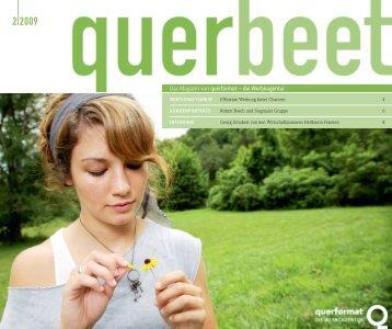 Das Magazin von querformat – die Werbeagentur