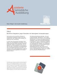 Info Multiplikatoren - Zukunftsbau GmbH