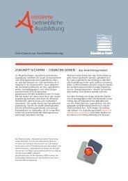 Info Betriebe - Zukunftsbau GmbH
