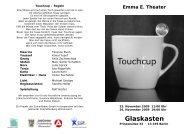 Faltblatt Touchcup (1161 kB) - Zukunftsbau GmbH