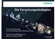 2 - Forum für Zukunftsenergien
