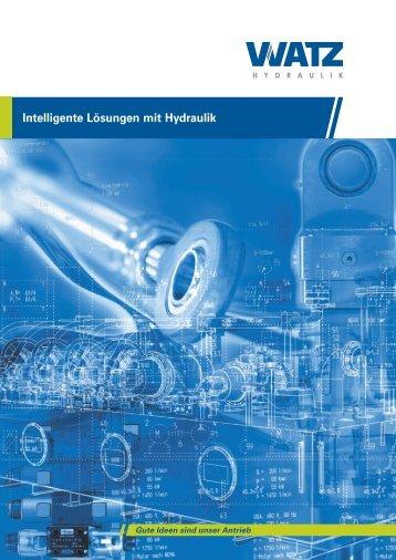 Intelligente Lösungen mit Hydraulik - Tradex GmbH