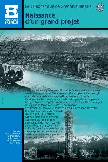 bastille affiches 100x150 - Bastille de Grenoble