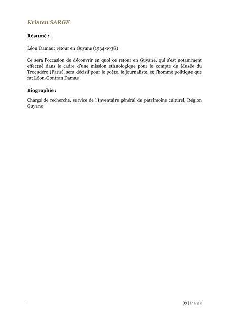 Lire le dossier de presse - Guyaweb