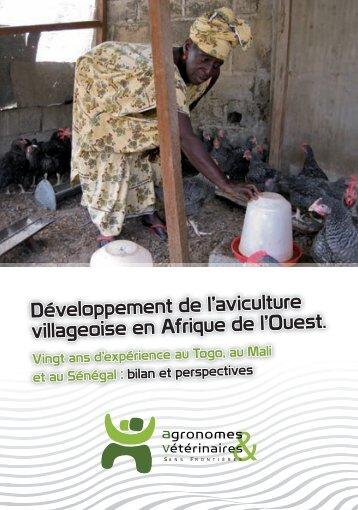 Développement de l'aviculture villageoise en Afrique de l ... - AVSF