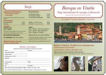 Veuillez cliquer ici pour visualiser/télécharger le ... - Casa d'Arno