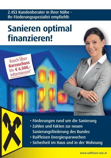Folder Förderungsberatung (pdf) - Raiffeisen