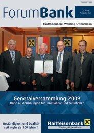 ForumBank - Raiffeisen