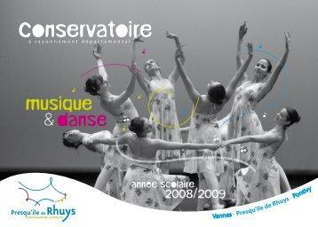 Conservatoire - Presqu'île de Rhuys