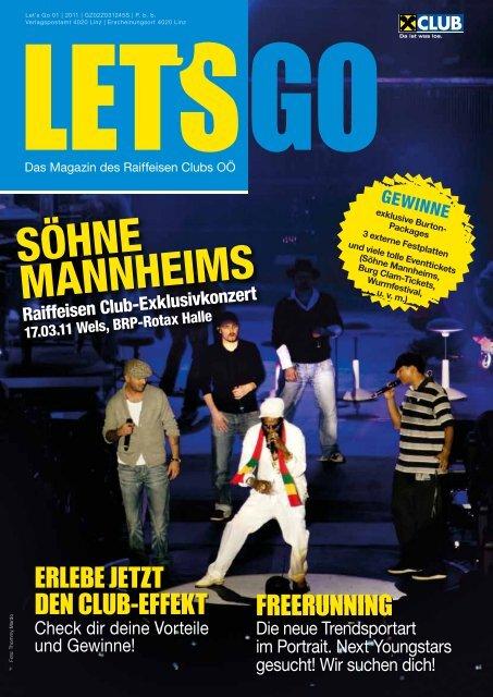 Söhne MannheiMS - Raiffeisen