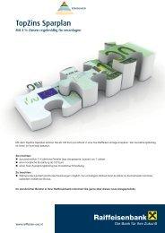 Produktblatt (pdf) - Raiffeisen