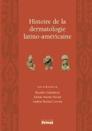 Histoire de la dermatologie latino-américaine - Bibliothèque ...