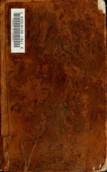 Collection complète des oeuvres de l'abbé de Mably