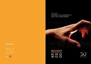 BOWA ARC 300.pdf - OVH.net