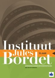 klik hier - Jules Bordet instituut