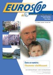 Le magazine des cliniques de l'europe - Europa Ziekenhuizen