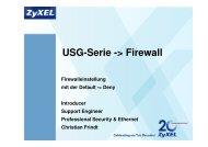 USG_Firewall_v1.2 [Kompatibilitätsmodus].2 ... - ZyXEL
