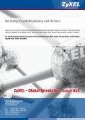 VDSL2 - Lösungen für City-Carrier. - ZyXEL - Seite 4
