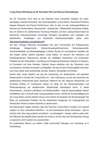 """""""Living History"""" (PDF) - Zentrum für Zeithistorische Forschung Potsdam"""
