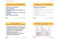 Técnicas de corrección fonética - Grup de Fonètica
