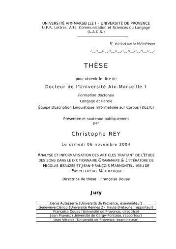 Lire - Université de Picardie Jules Verne
