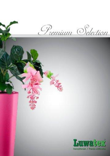 Kunstpflanzen / Plantes artificielles - Amira