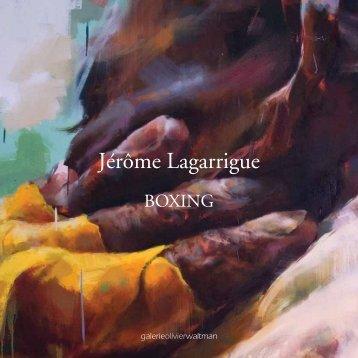 Jérôme Lagarrigue - Galerie Olivier Waltman
