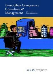 Wirtschaftlich denken - 2COM Immobilien Competence Consulting ...