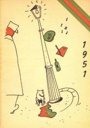 Prologue_BL_1951 - Société de Belles-Lettres – Lausanne