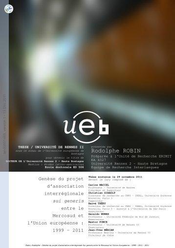 tel-00651469, version 1 - TEL - HAL