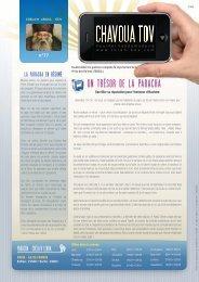 Télécharger le PDF Chavoua Tov Chela'h Lekha ... - Torah-Box.com