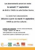 Plaquette saison culturelle 2012/2013 - Rousset - Page 2